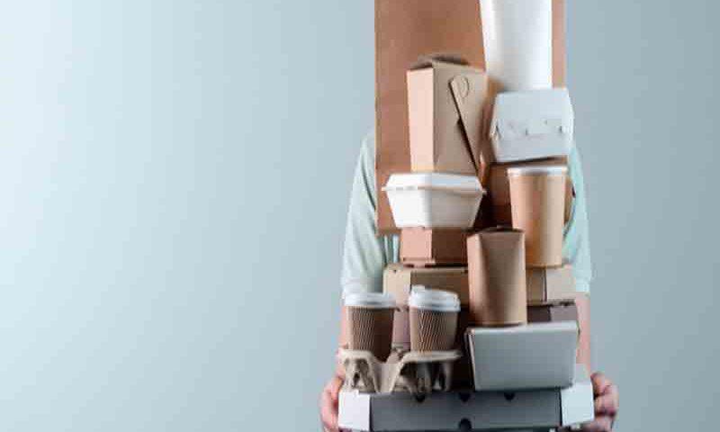 افزایش استفاده از پلاستیک های یکبار مصرف در بسته بندی ها
