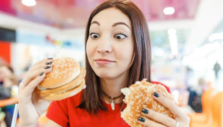 نقش ظاهر غذا در بالا بردن اشتها