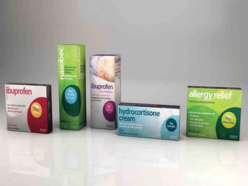 صنعت بسته بندی دارو
