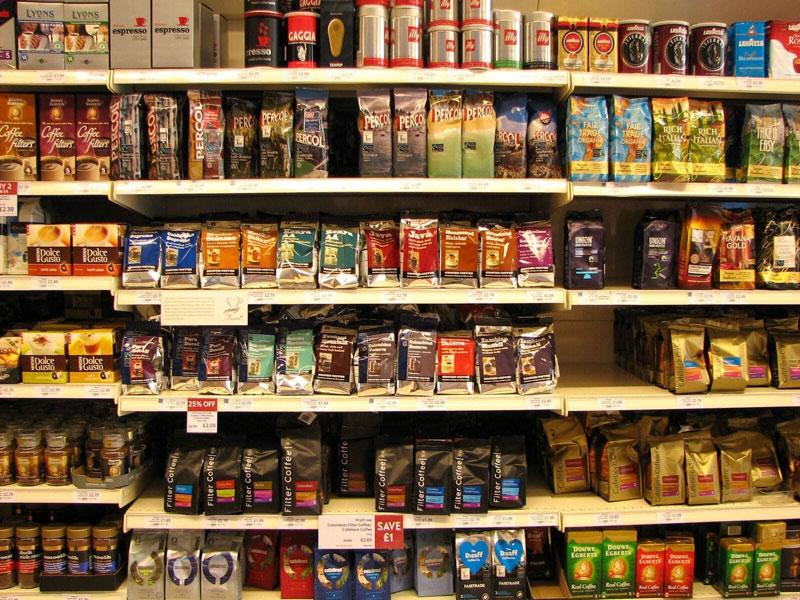 انواع بسته بندیهای قهوه که در بازار موجود هستند!